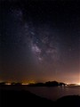 Milky Way over Mallorca