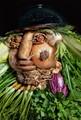 "Klaus Enrique - ""The Vegetable Gardener"" After Arcimboldo"