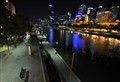 Melbourne from Princess Bridge