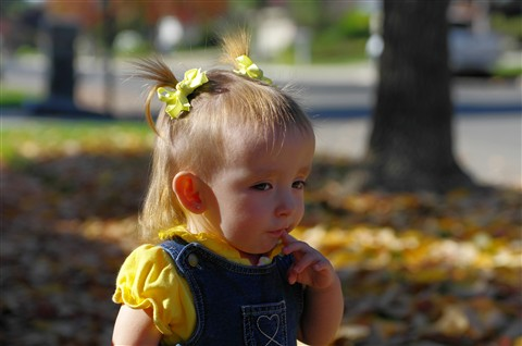 Angelica--17 months old