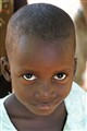 Boy in West Africa