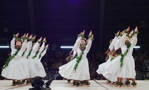 Hālau Hula Lani Ola