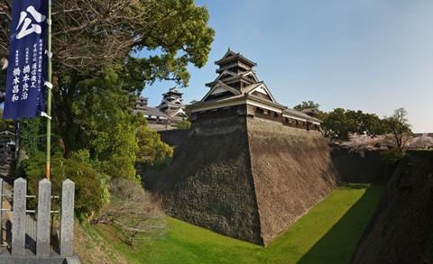 熊本城桜15宇土櫓