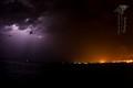 Stormy night in DBay