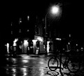 ...the rainy night...