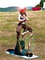 Yogis at Evolve Festival