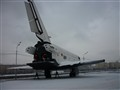 Final resting place for Buran
