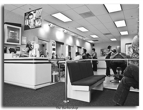 2009 08 14 The Barbershop