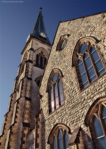 Historic Central United Methodist Church