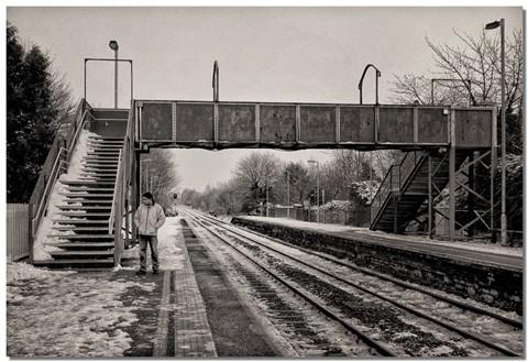 Pewey station