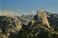 Half Dome from Glacier Pont- Yosmite National Park