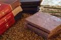 Three variants of Swiss chocolate
