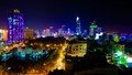Night Over Ho Chi Minh City