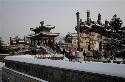 Beijing Chnia