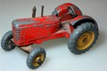 Lesney Massey Harris Tractor - 1950's