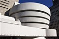 Guggenheim Museum, New Yprk City, Frank Lloyd Wright, 1959