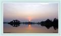 Kandawgyi sunrise