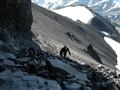 Climbing Black Tusk