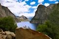 Hetch-Hetchy-halfway-to-Wapama-Falls