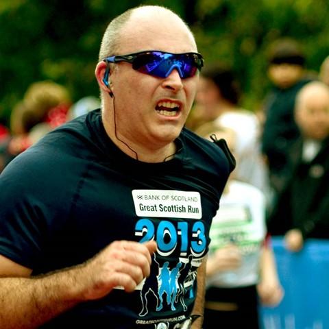 Great Scottish Run 2013 SQ