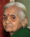 Shweta_Grand_mother