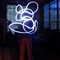 Light writing Victoria's Rabbit