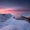 Sunrise Icescape