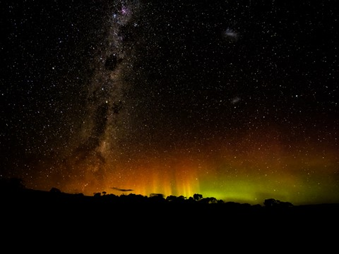 The Southern Aurora