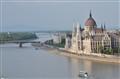 Budapest: Parlamento y el Danubio
