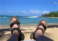 Feet In Paradise