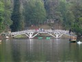 Bridge at Ward's Lake, Shillong-original