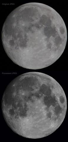 Moon Aug 19, 2013