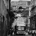 Street of Valparaiso