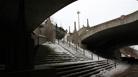 Stairs in Ottawa
