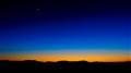 Sunset at Alamogordo