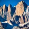 Mt Whitney 600mm Panorama 01 NIK Pro Contrast
