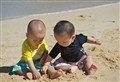 Sharing sand