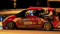 Ina Delta Rally Night Race. Zagreb, Croatia.