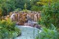 waterfall cliche