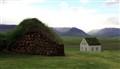 Turf roof houses, Glaumbaer, Iceland