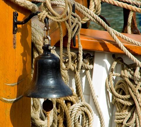 Tall ship's bell
