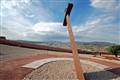 Sun-dial, Lorca Castle, Murcia, Spain