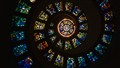 The Glory Window at the Thanks-giving Chapel, Dallas, USA