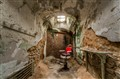 Eastern State Penitentiary Barber Shop