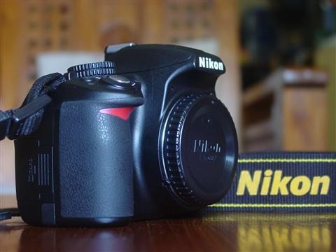 my gear D3100 nikon (R)