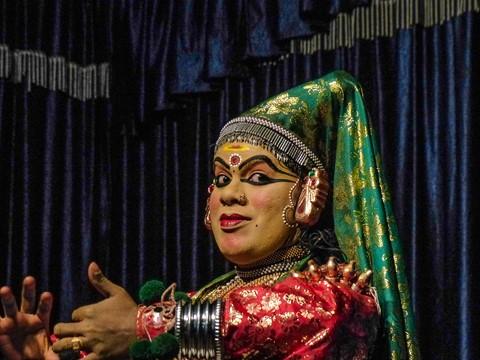 Katakalli danse