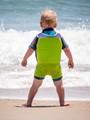 Baby vs the Sea