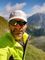 Skyrunning; Alone in the mountains!