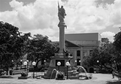 Old San Juan Monument 01-3041179