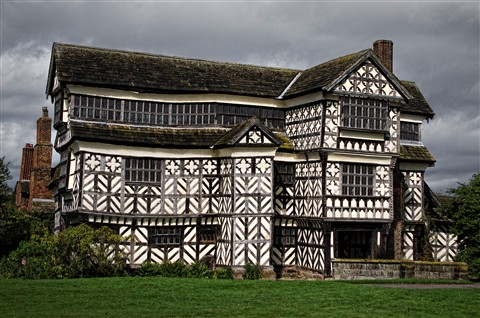 Little Morton Hall Cheshire